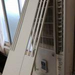 窓用エアコンのお掃除、日常メンテナンス方法